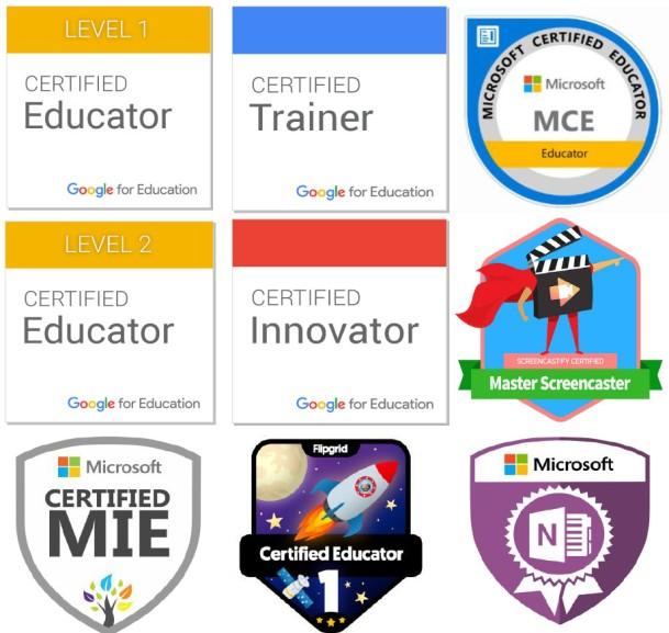 Badges 2020